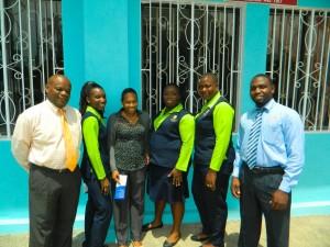 River Sallee Credit Union Staff